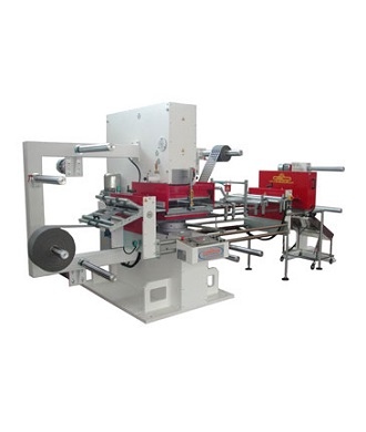 Flat-Bed Die Cutting Presses
